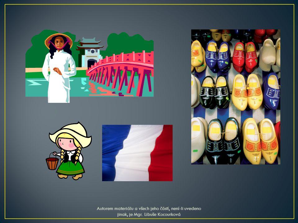 Snímek 3 – žáci popisují, co obvykle nosí.Používají především přítomný čas prostý.