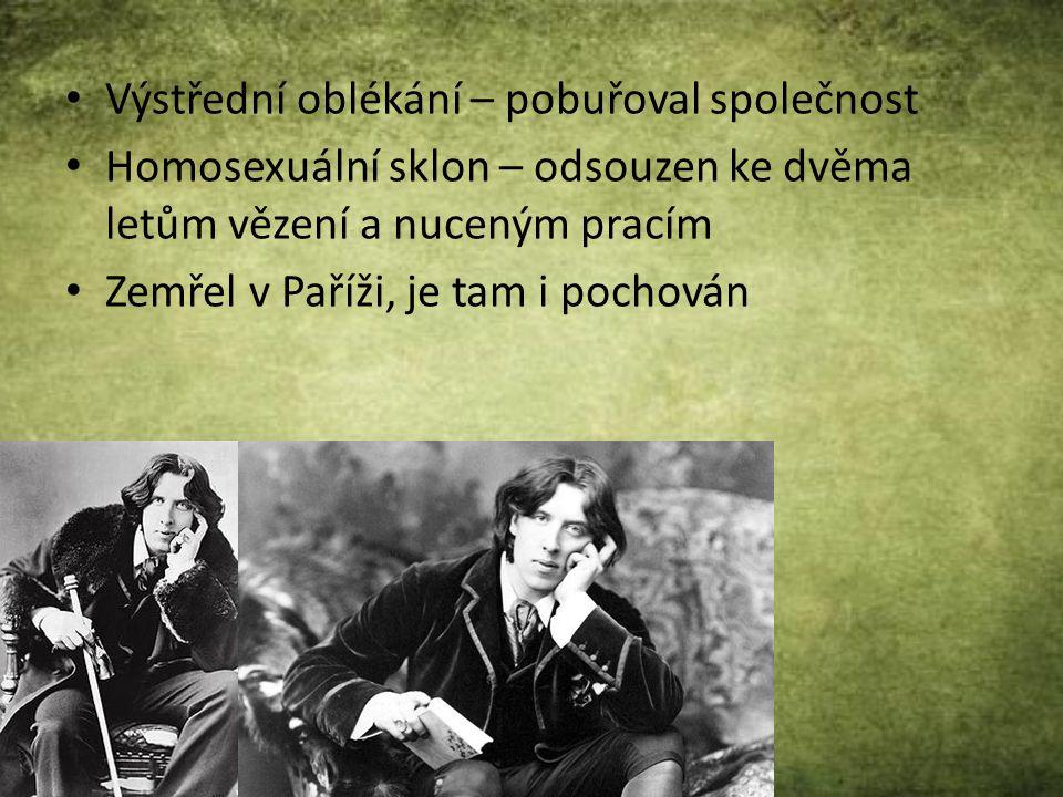 ZAJÍMAVOSTI jeho žena si po skandálu s homosexualitou změnila jméno Syn Cyril zabit během 1.