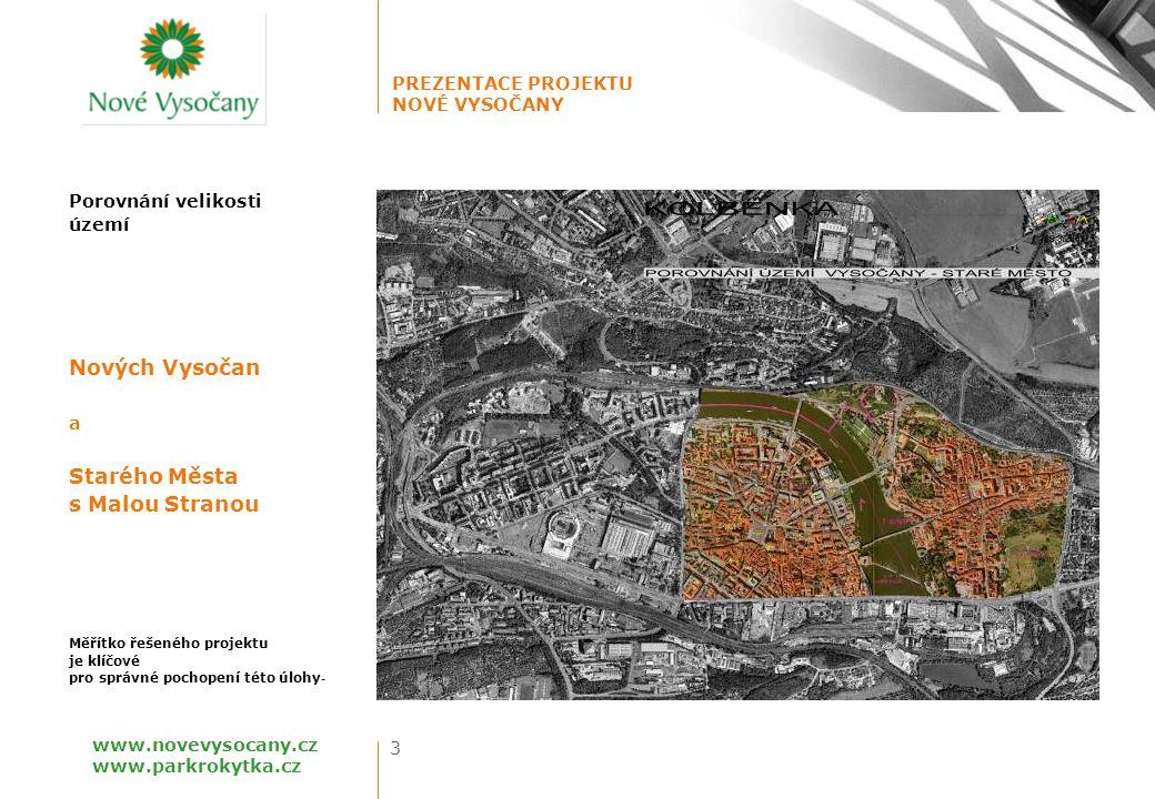 PREZENTACE PROJEKTU NOVÉ VYSOČANY 14 www.novevysocany.cz www.parkrokytka.cz KOLBENOVA CITY DEVELOPMENT – urbanistický koncept Západní pohled Jihovýchodní pohled