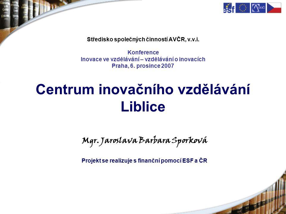 Středisko společných činností AVČR, v.v.i.