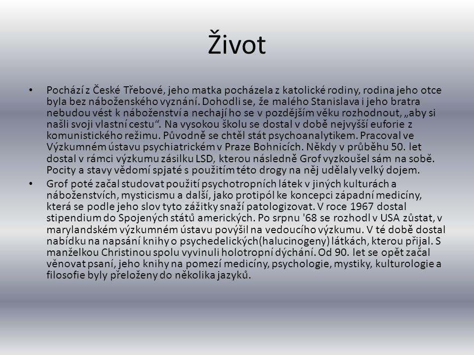Život Pochází z České Třebové, jeho matka pocházela z katolické rodiny, rodina jeho otce byla bez náboženského vyznání. Dohodli se, že malého Stanisla