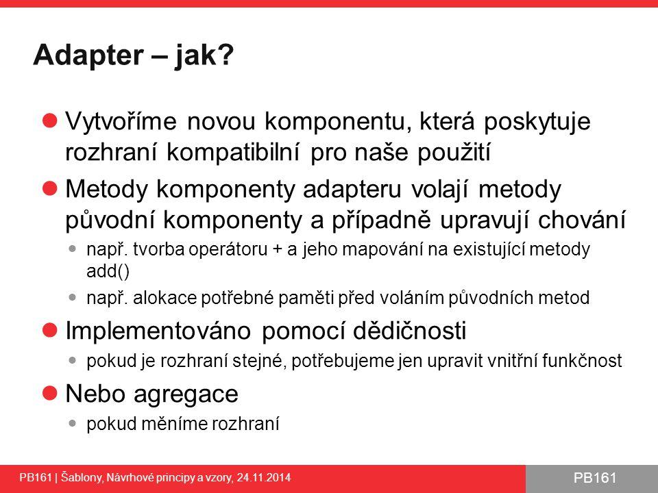 PB161 Adapter – jak.