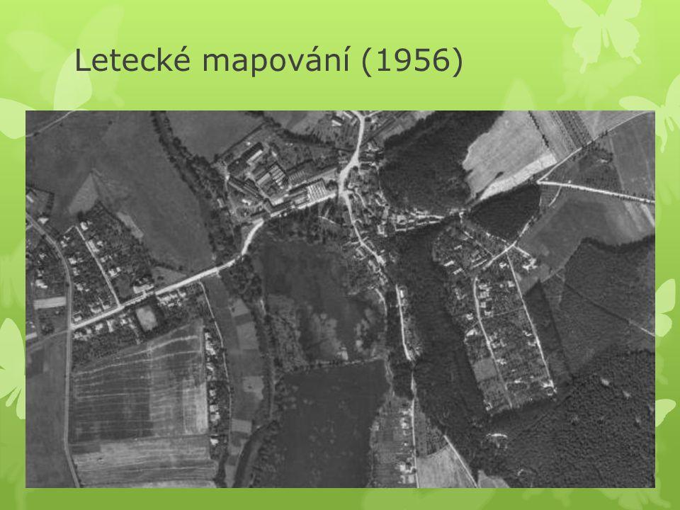 Letecké mapování (1956)