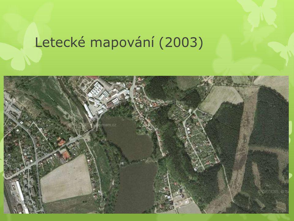 Letecké mapování (2003)