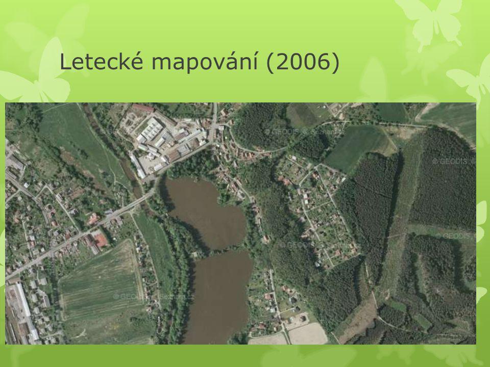 Letecké mapování (2006)