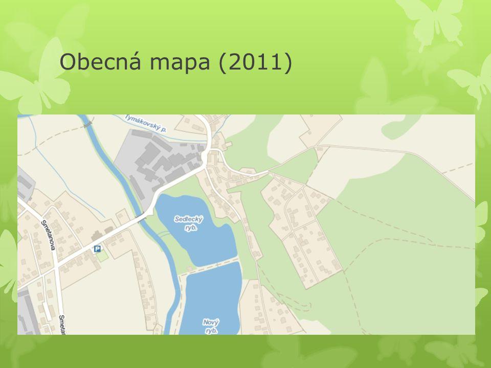 Obecná mapa (2011)