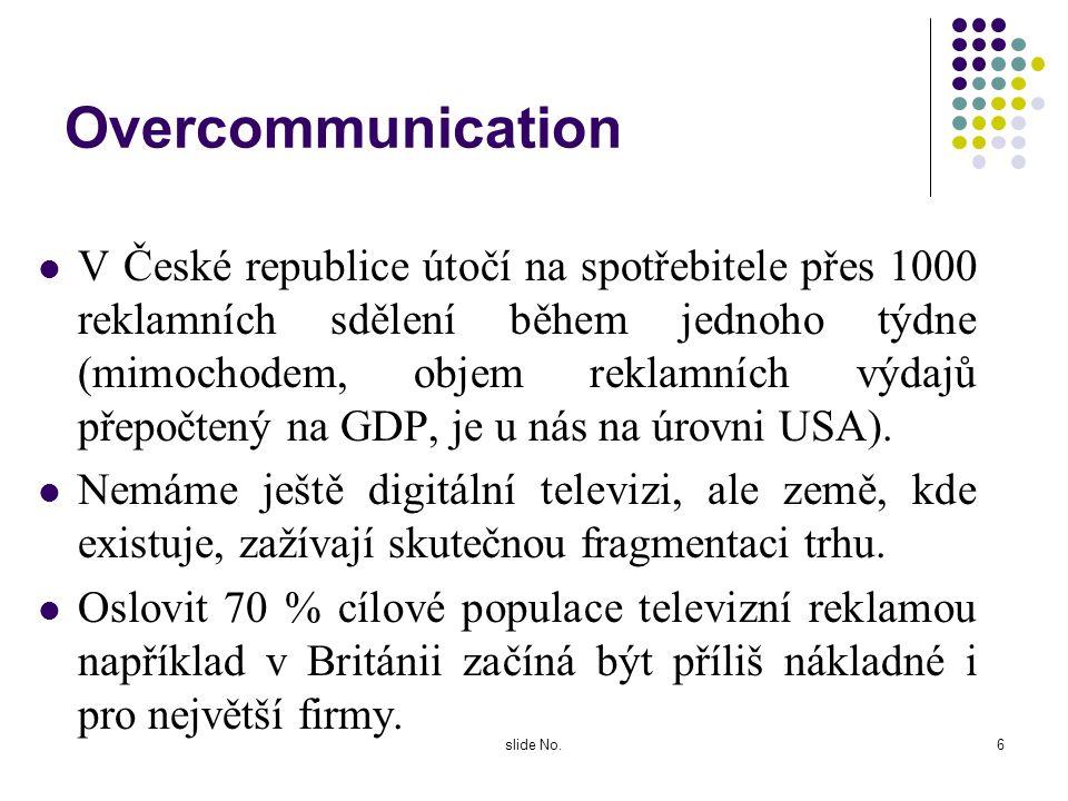 slide No.5 každý týden – 81 dn í ( à 8,5 hod.) nov é, premi é rově publikovan é hudby na komerčn í ch CD každý den – 42 rom á nů (v Evropě a angloamer