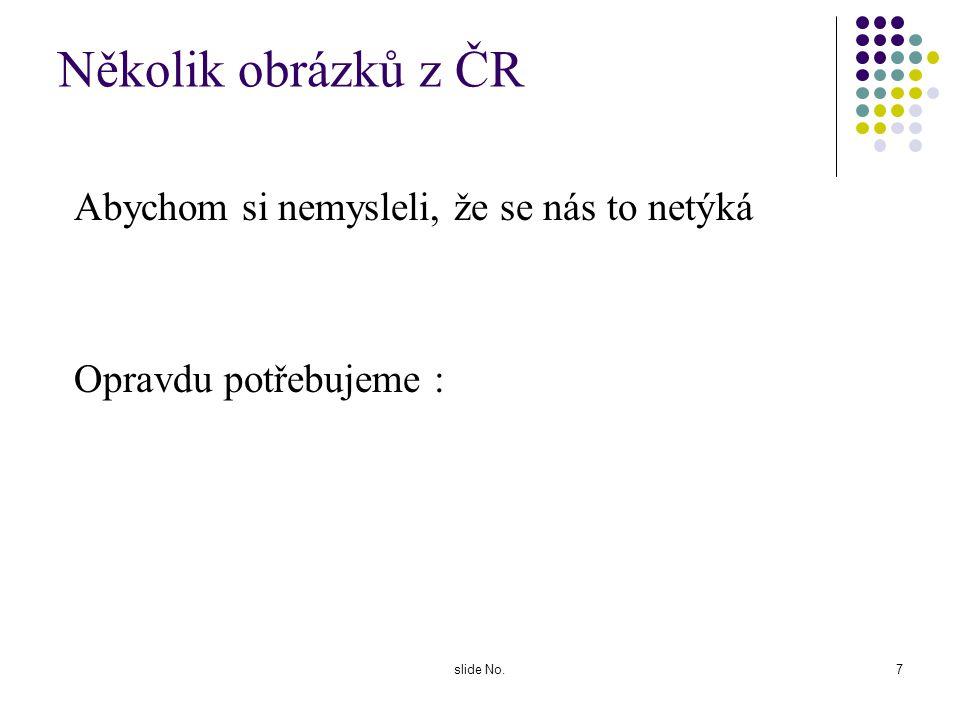 slide No.6 Overcommunication V České republice útočí na spotřebitele přes 1000 reklamních sdělení během jednoho týdne (mimochodem, objem reklamních vý