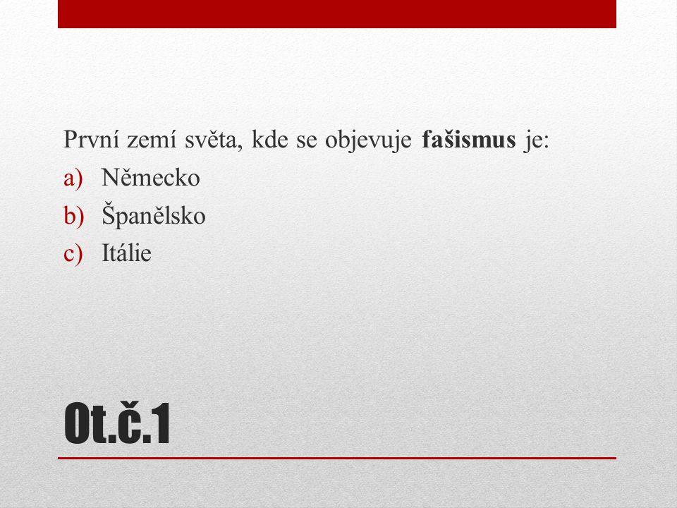 Ot.č.12 Pracovní nápravné tábory v SSSR jsou označovány jako: a)Komitěty bezopásnosti b)Gulagy c)Sela