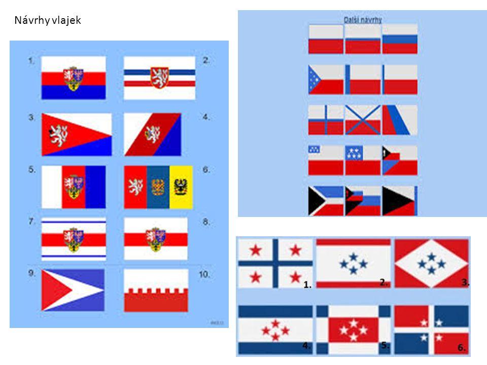 Vlajky v užším výběru