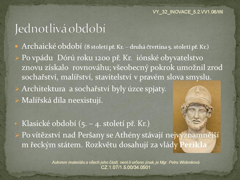 Helenistické období (3.-1.stoleté př.