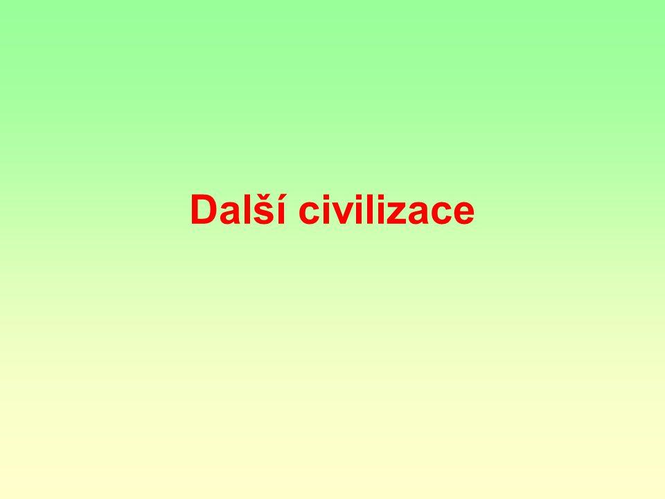 Další civilizace