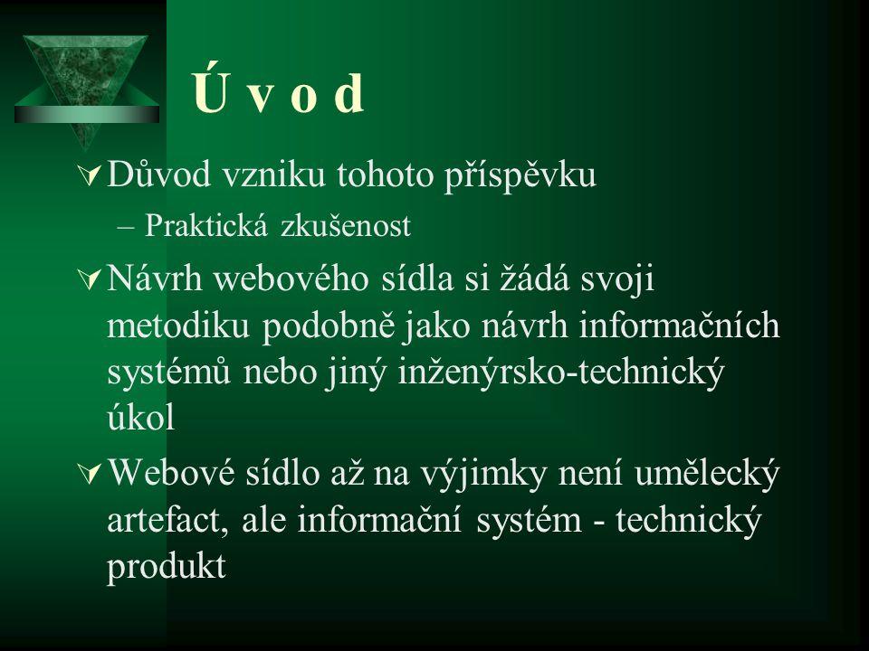 Tvorba webových sídel jako inženýrský úkol Ing. Martin Molhanec, CSc České vysoké učení technické