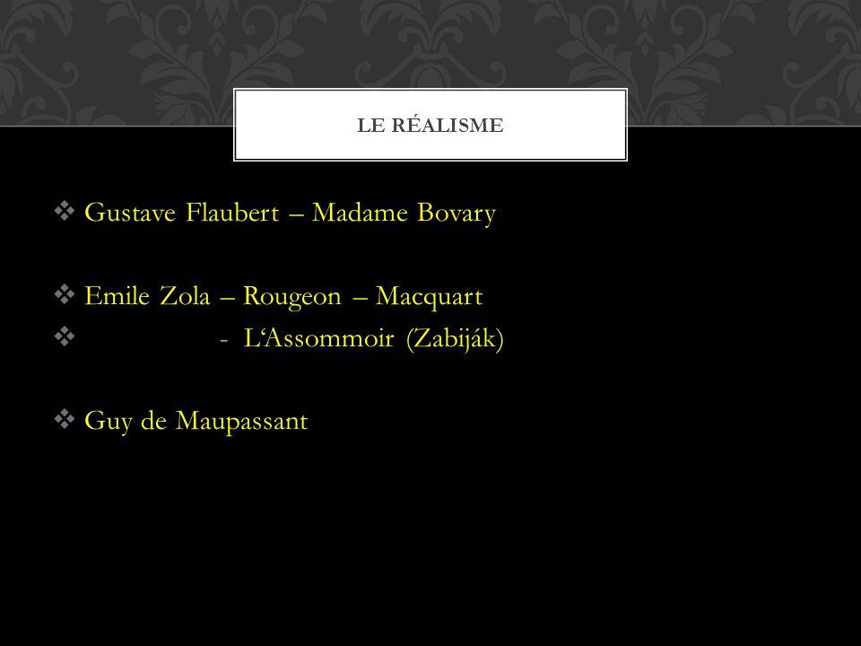  Les poètes  Charles Baudelaire – Les Fleurs du mal  Artur Rimbaud  Paul Verlaine LE SYMBOLISME