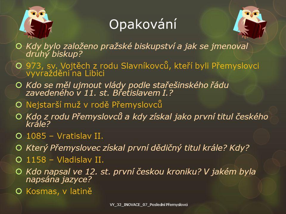  Po krizi v českém státě v poslední čtvrtině 12.st.
