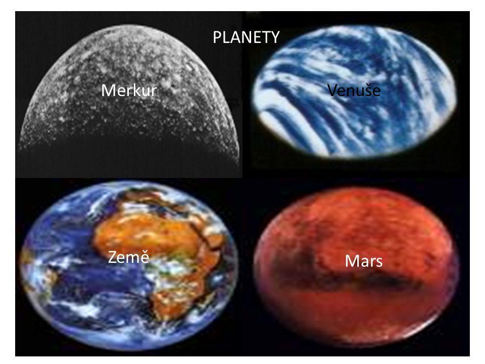 PLANETY Jupiter Saturn UranNeptun