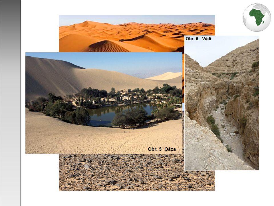 FG charakteristiky poloha poloha: strategická při Středozemním moři a Rudém moři (Suezský průplav) povrch povrch: převládají pouště a polopouště, při pobřeží a podél Nilu nížiny podnebí podnebí: tropické suché, velmi horké (až 50°C), při pobřeží mediteránní klima vodstvo vodstvo: Nil - zavlažování, doprava, pravidelné záplavy, Asuánská přehrada rostlinstvo a živočišstvo rostlinstvo a živočišstvo: velmi chudé - palmy v oázách, rákos; hyena, škorpionObyvatelstvo homogenní: Arabové (99%), islámské vyznání (90%) údolí a delta Nilu patří k nejhustěji zalidněným územím planety (až 1 500 obyv./km²) největší města: Káhira (10 mil.