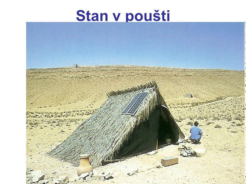 Stan v poušti