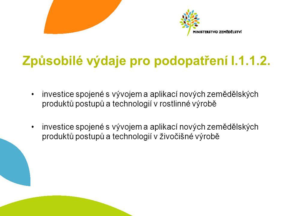 Projekt lze realizovat na území České republiky kromě hl.