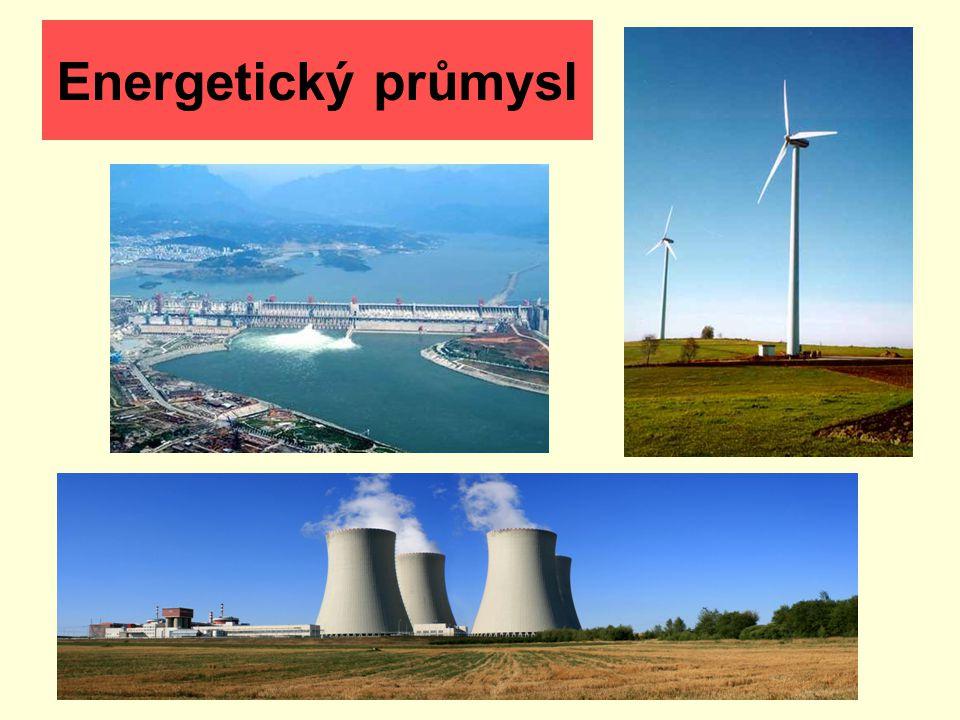 Obsah 1.Energetika – základ hospodářství 2.Tepelné elektrárny 3.
