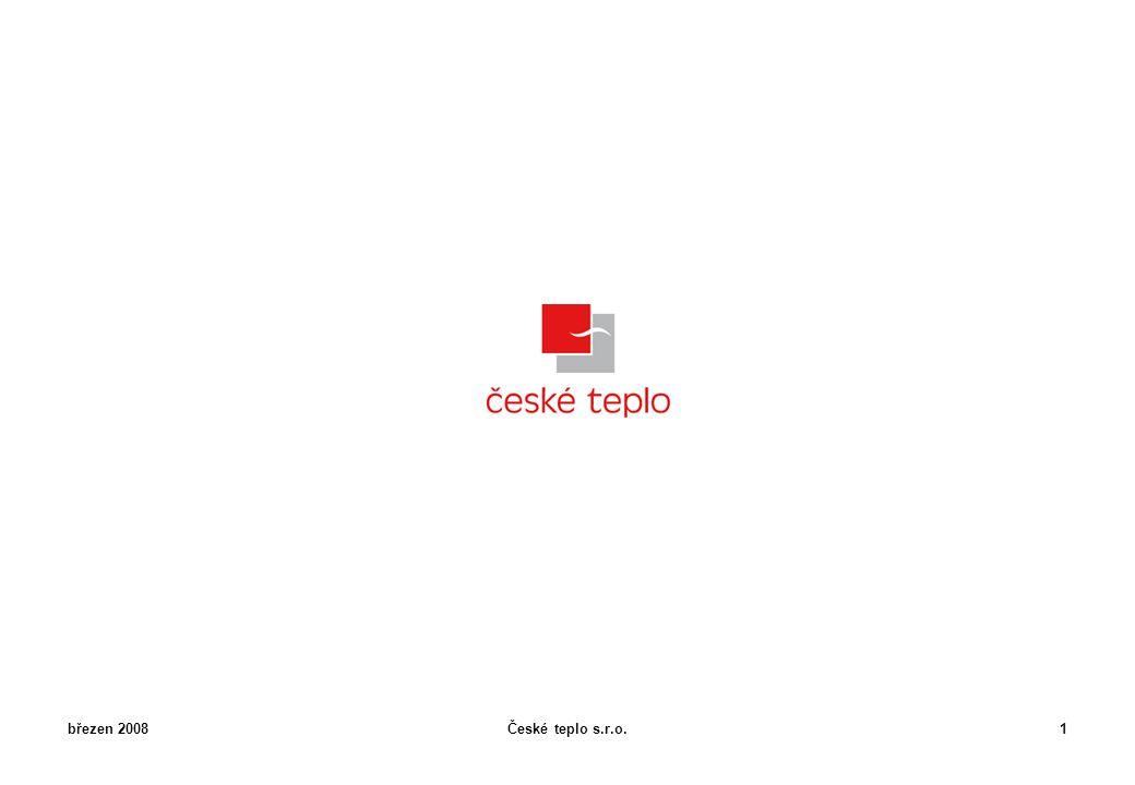 České teplo s.r.o.březen 20081