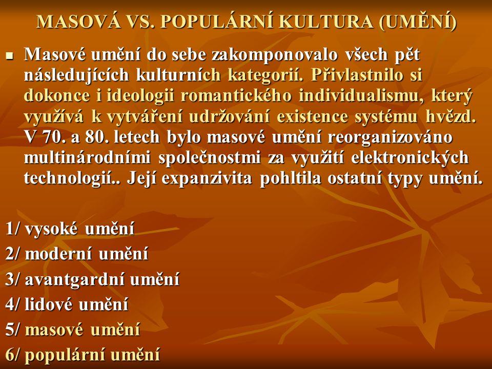 MASOVÁ VS.