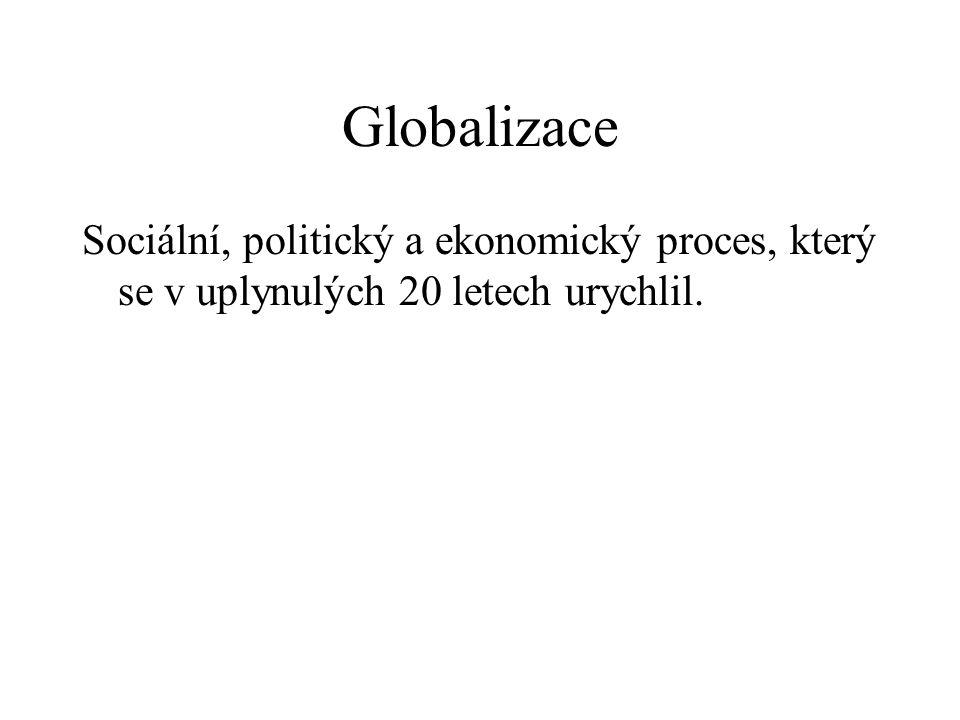 Historie globalizace Styk mezi starověkými civilizacemi.