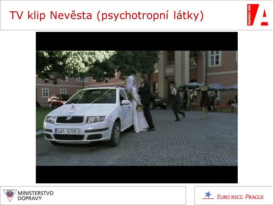 TV klip Nevěsta (psychotropní látky)