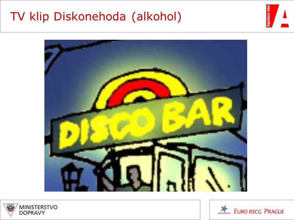 TV klip Diskonehoda (alkohol)