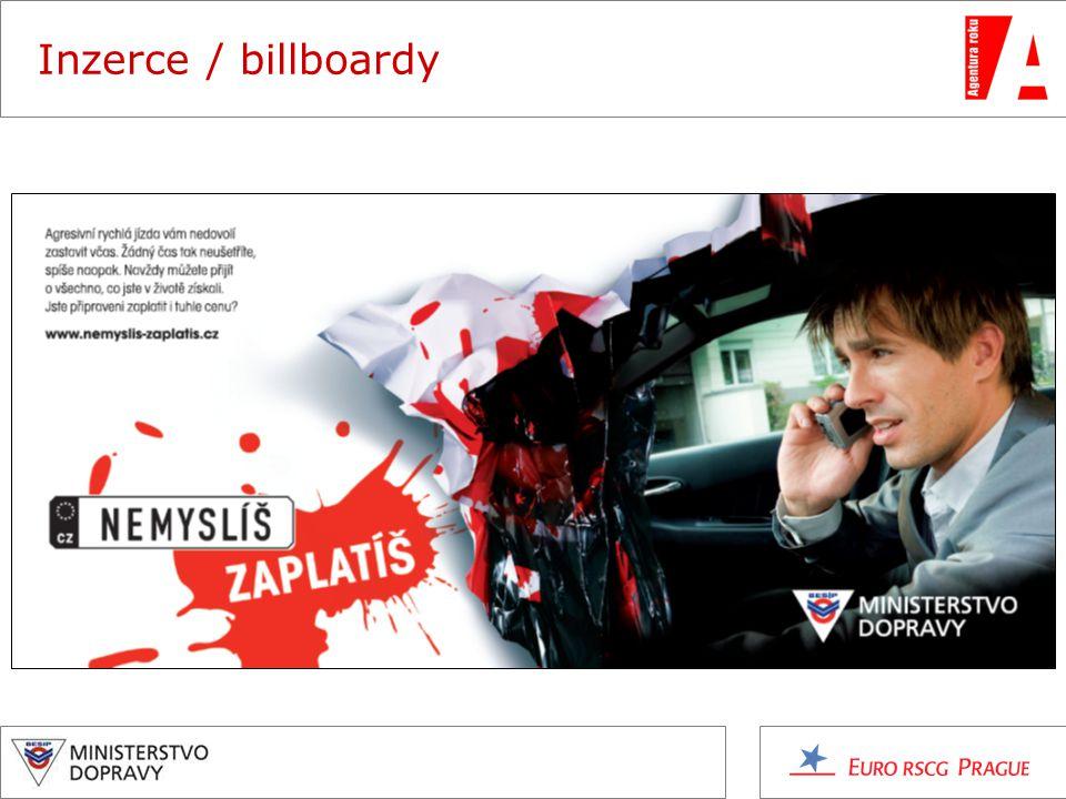 Inzerce / billboardy