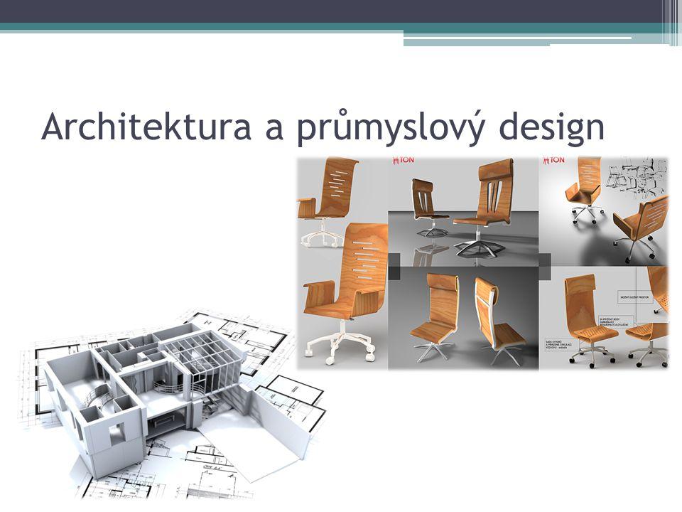 Architektura a průmyslový design