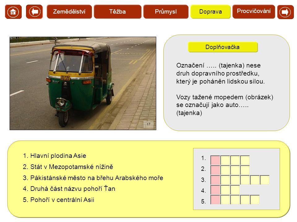Železniční doprava Transsibiřská magistrála S rostoucím ekonomickým rozvojem v Asii roste potřeba železniční dopravy.