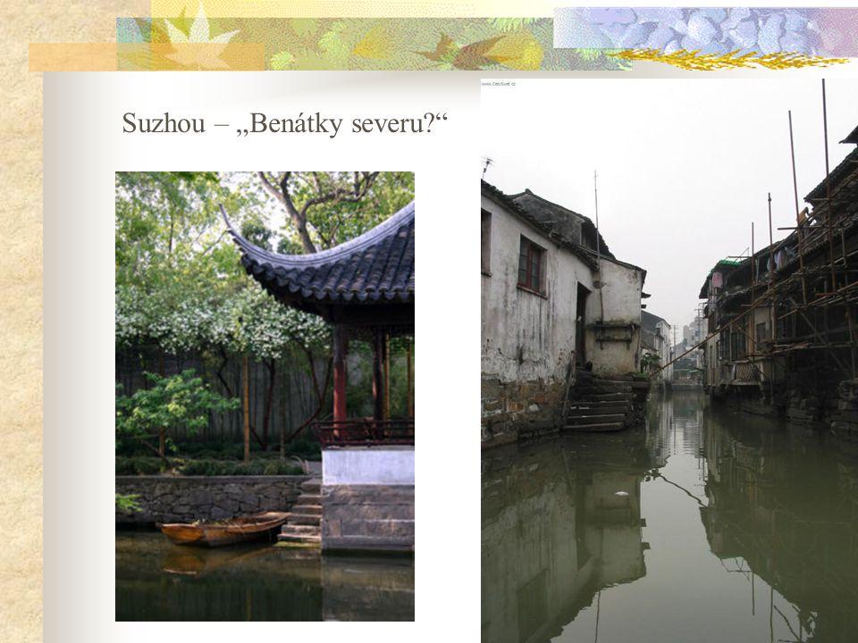 "6 Suzhou – ""Benátky severu"