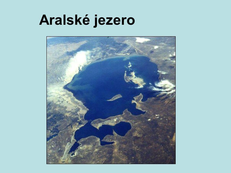 Aralské jezero