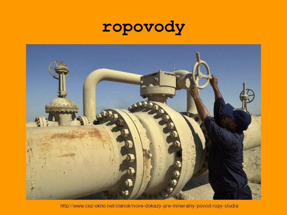ropovody http://www.cez-okno.net/clanok/nove-dokazy-pre-mineralny-povod-ropy-studia