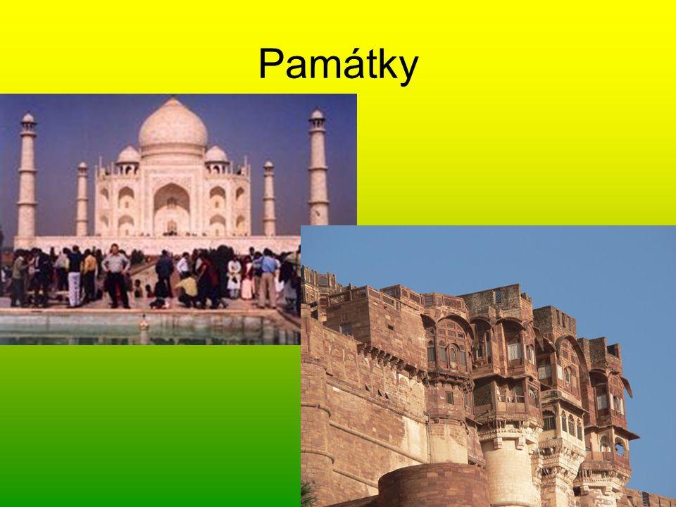 Sarnáth Zříceniny staroindického města v dnešním státě Uttarpradéš na severu od Váránasí.