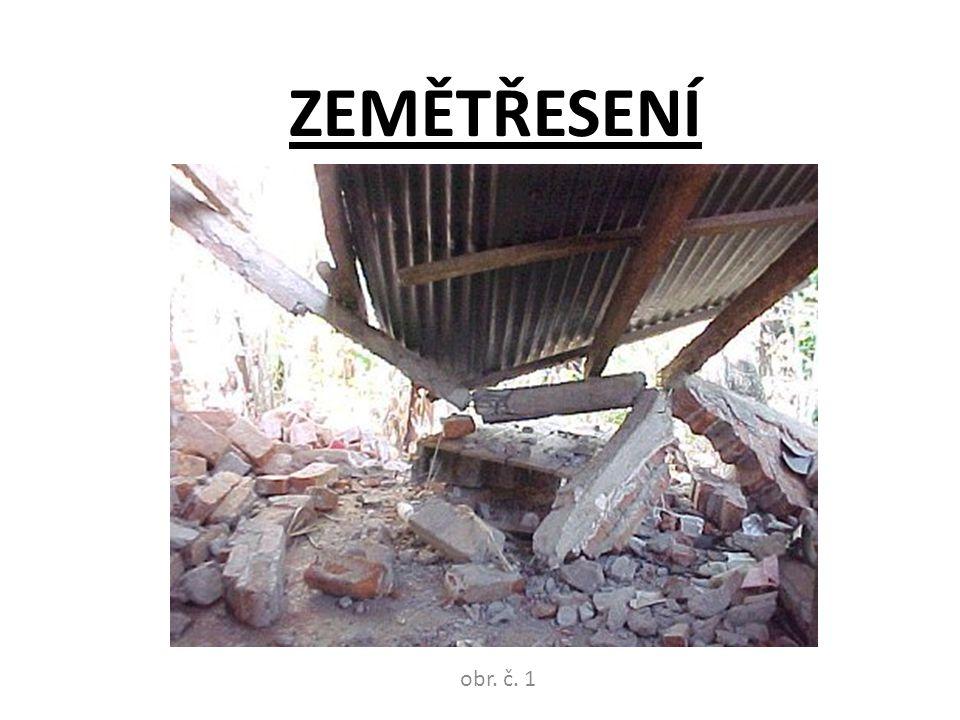 Řešení Místo vzniku zemětřesení označujeme jako hypocentrum.
