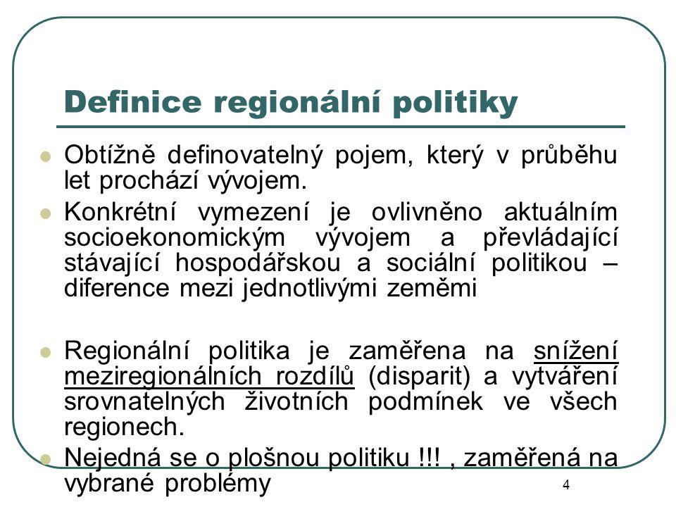 Role veřejné správy v ekonomice.