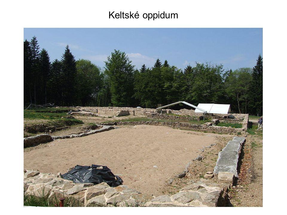 Keltské oppidum