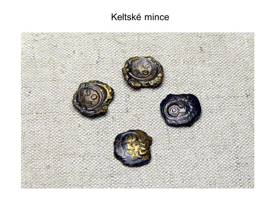 Keltské dýky