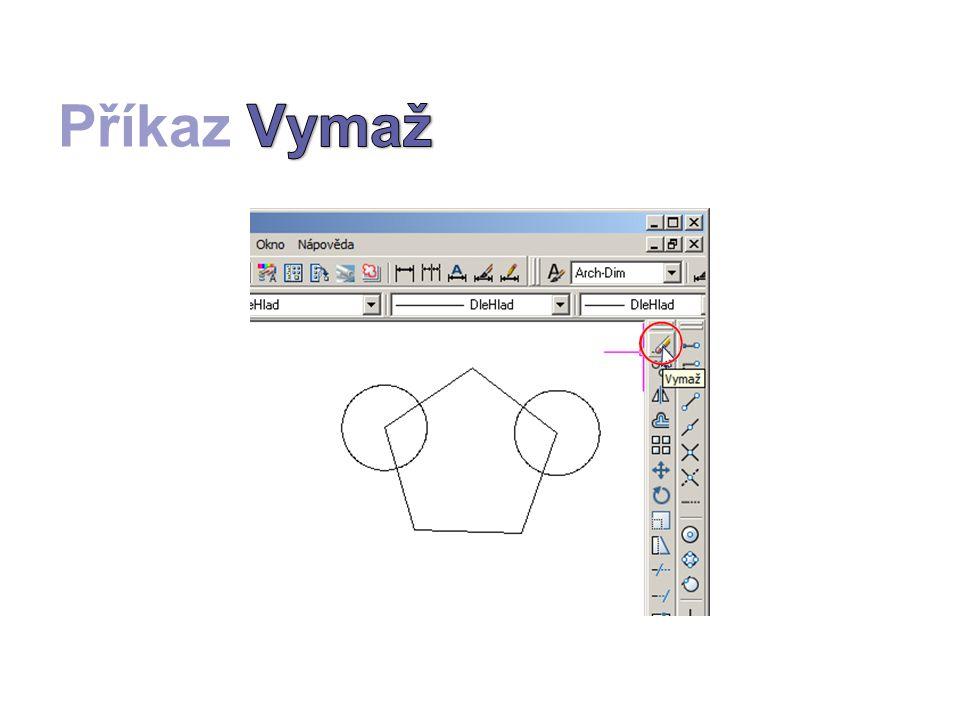 Použité zdroje: LIŠKA, Jan a Jaroslav SCHWARZ.AutoCAD LT 2000 CZ: podrobná příručka.