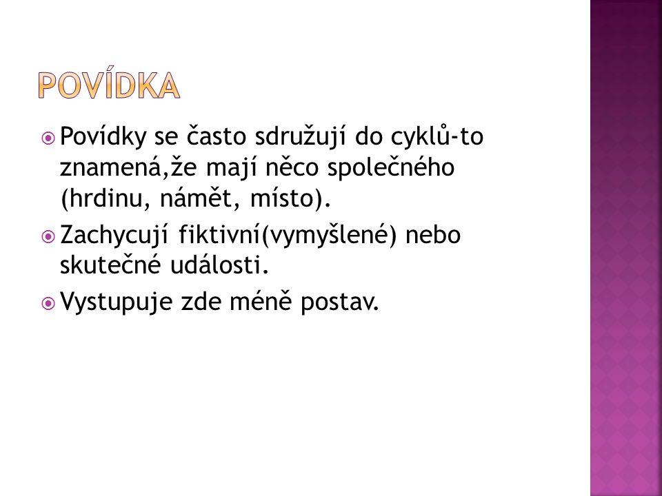 Čeští autoři povídek pro děti a mládež Václav Čtvrtek 4.4. 1911-6.11.1976