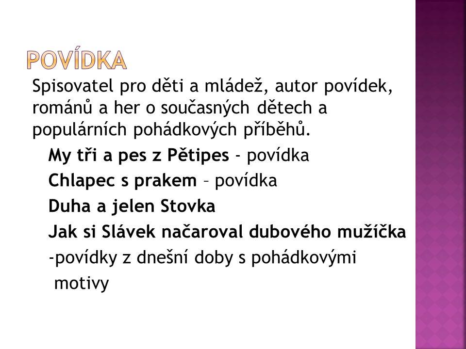 Martina Drijverová 10.07.1951 (60 let ) Prozaička, dramatička, scenáristka, autorka knih pro děti a mládež.