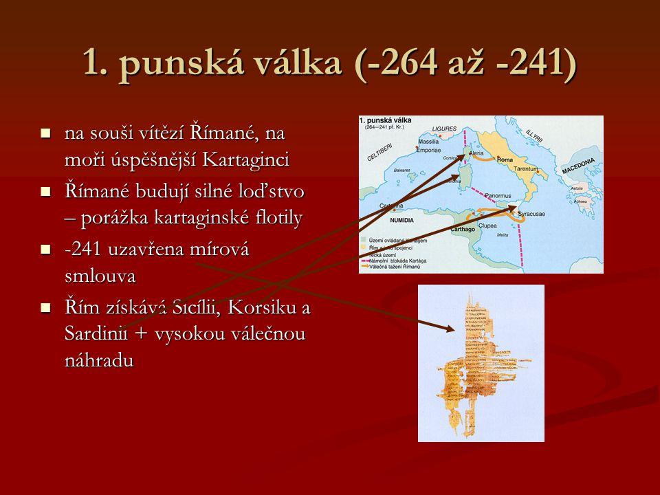 Vývoj Kartága Kartágo původně vzniklo jako fénická obchodní osada v severní Africe (dnešní Tunisko) Kartágo původně vzniklo jako fénická obchodní osad