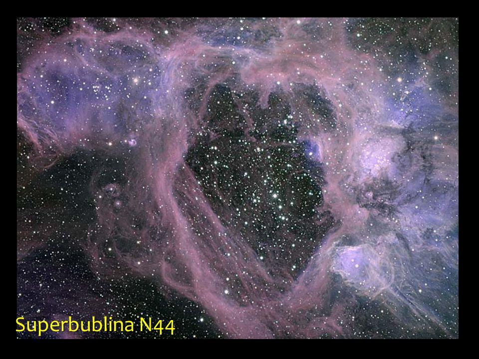 Superbublina N44