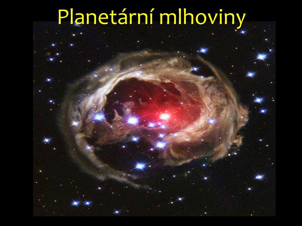 Planetární mlhoviny