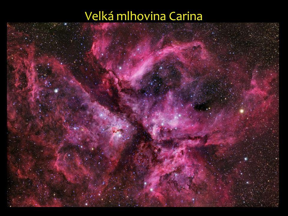 Velká mlhovina Carina