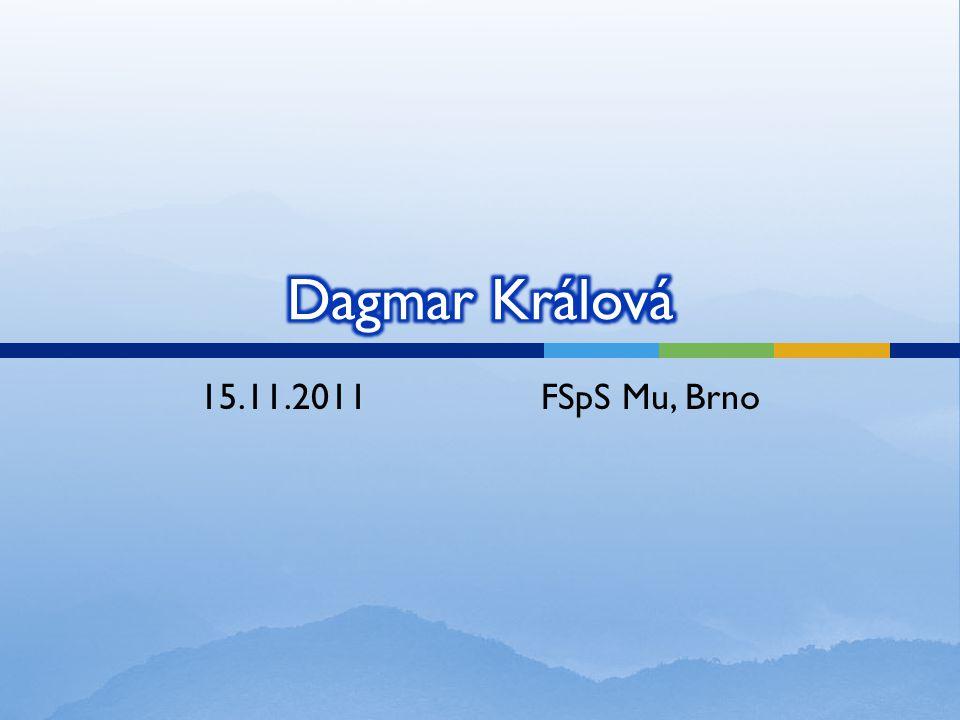 15.11.2011 FSpS Mu, Brno