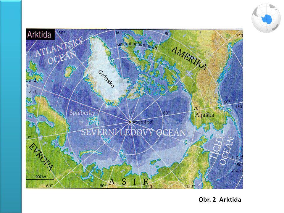 Obr. 2 Arktida