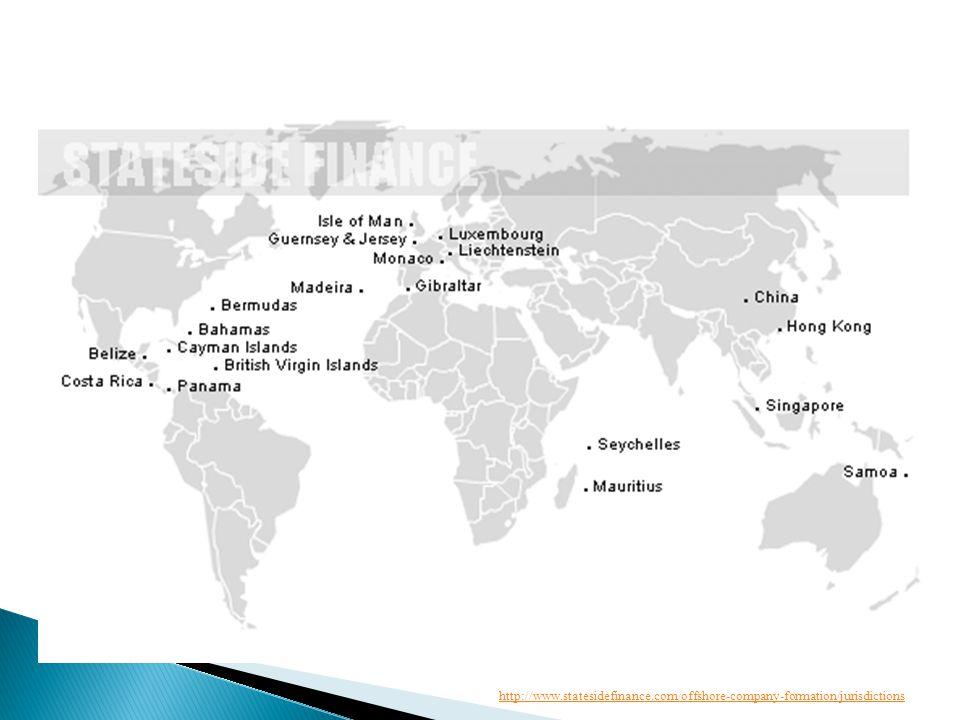 http://www.statesidefinance.com/offshore-company-formation/jurisdictions